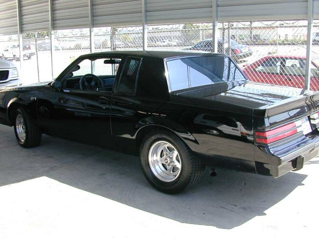 86 buick grand national 500hp for sale. Black Bedroom Furniture Sets. Home Design Ideas