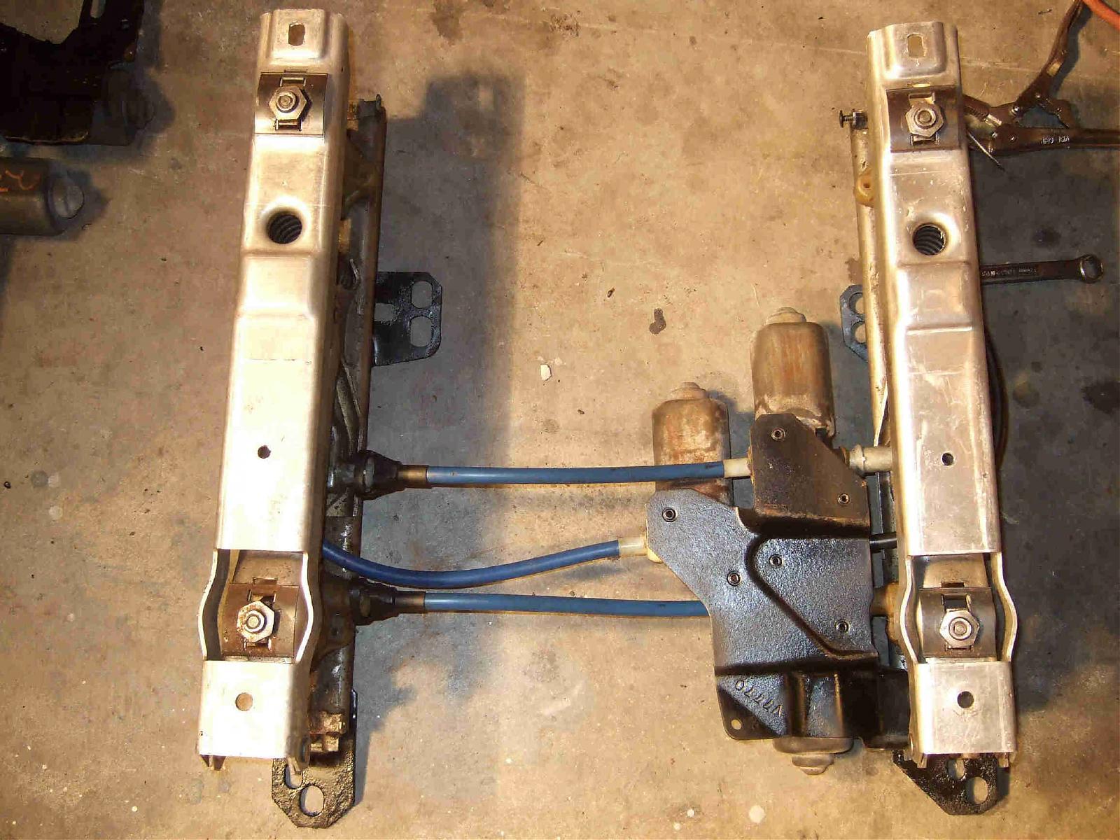 Upgrading Power Seat Motors