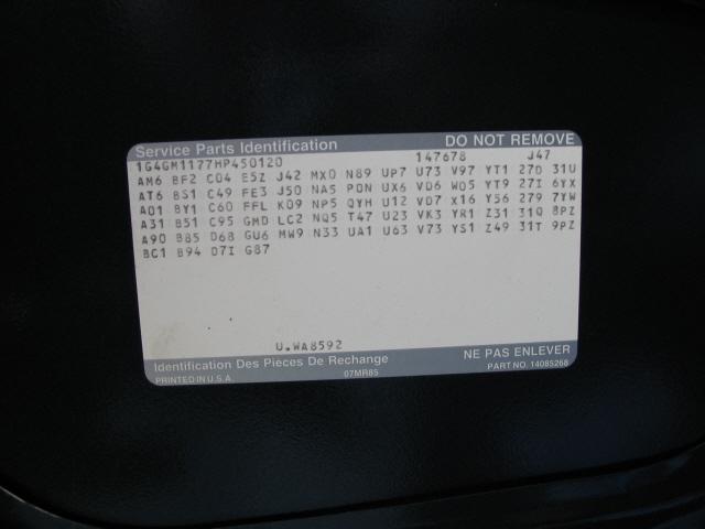 RPO Code ZR6  What is it???? - TurboBuicks com