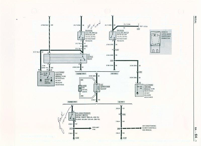 Ac Fuse   Ac System Diagram
