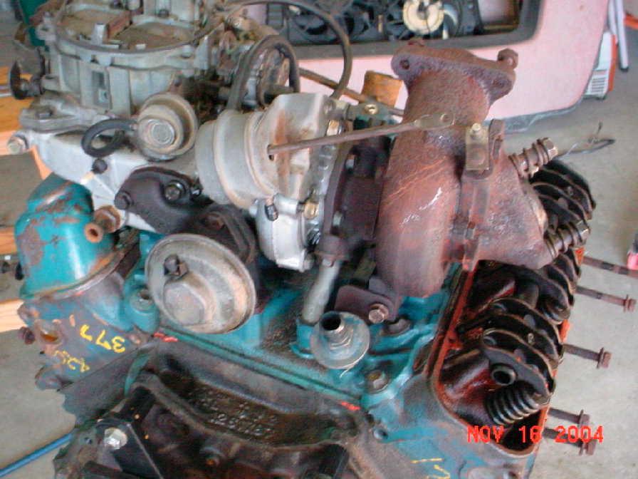 D Turbo V Dune Buggy Can I Convert Sfi Dsc