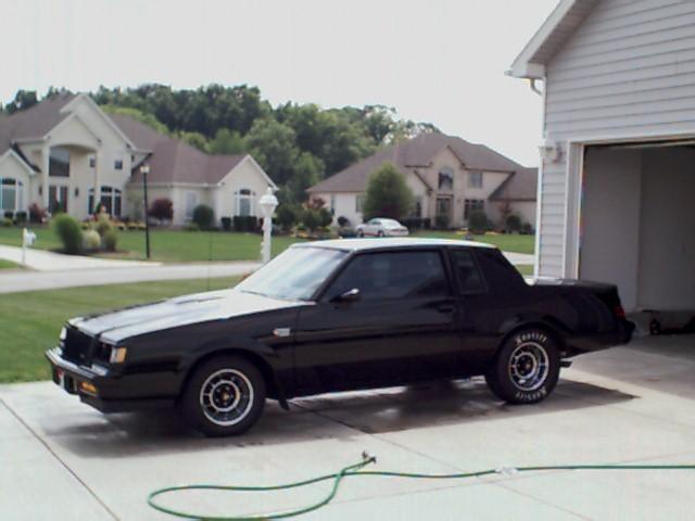 1987 Buick Grand National For Sale Or Trade Turbobuicks Com