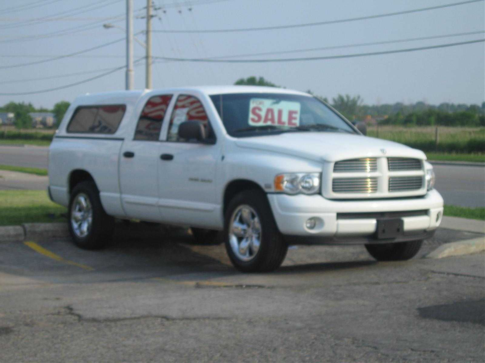 2004 Dodge Ram Hemi 1500 for Sale TurboBuicks