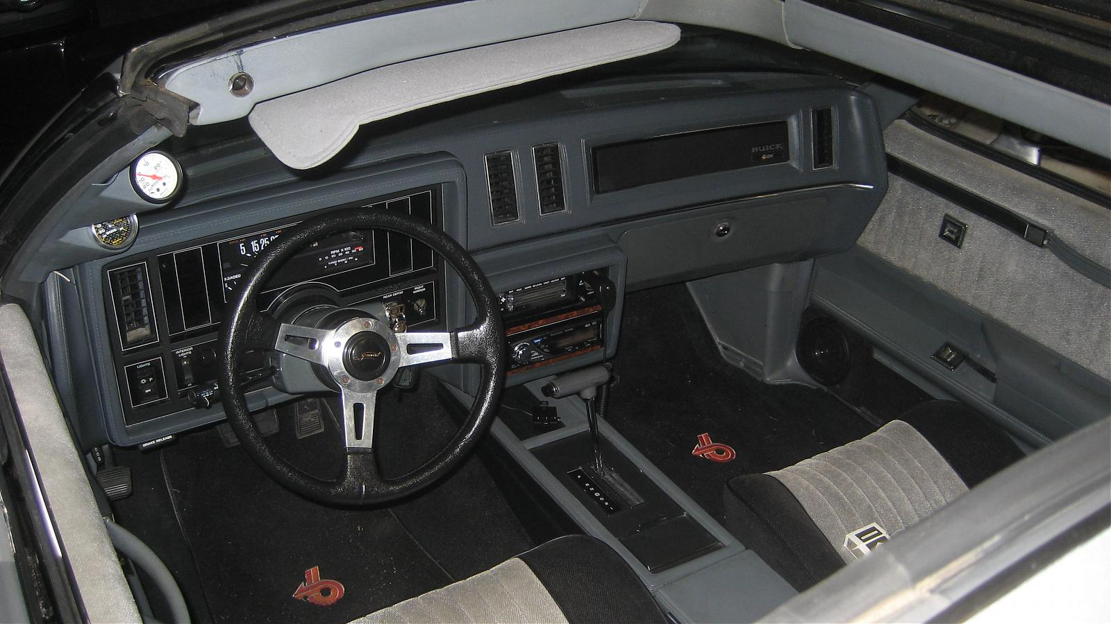 1986 Buick Grand National T Top Stock 55k Miles Turbobuicks Com