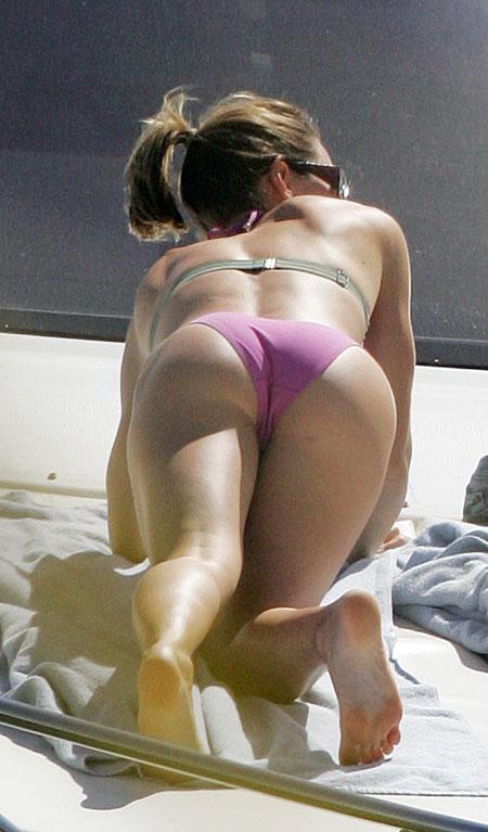 Sexy naked big tits