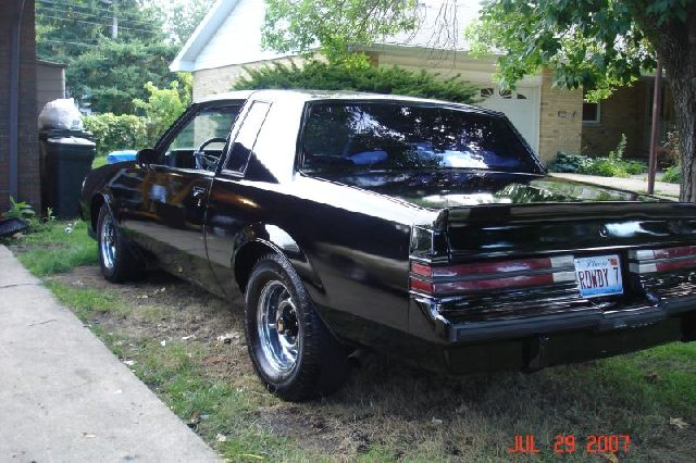 1987 grand national with new turbo and interior kit - 1987 buick grand national interior ...