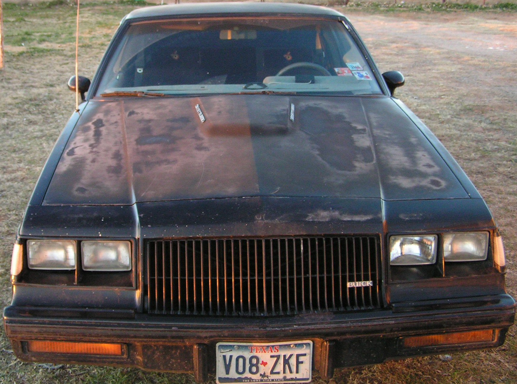 87 Buick Grand National For Sale 525000 Gn Wiring Under Hood 5000 Pic2