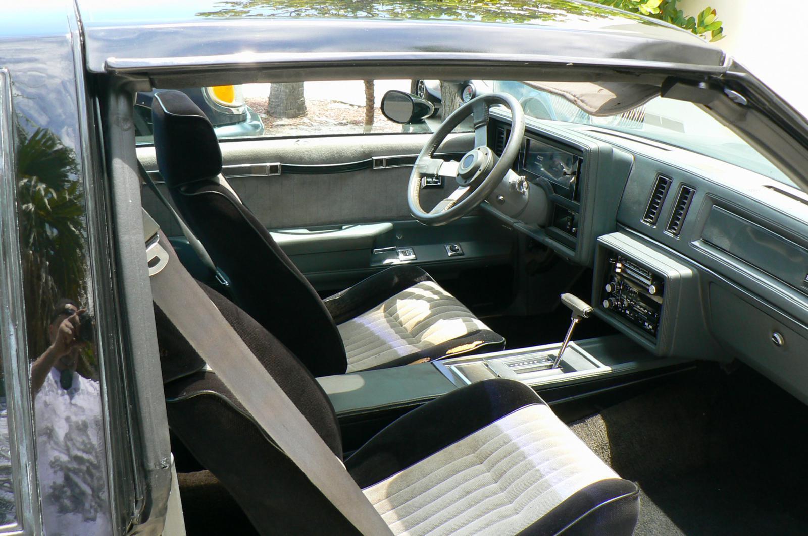 1986 Grand National T Top Turbobuicks Com