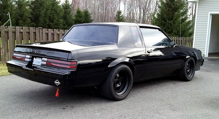 For Sale 1987 Buick Regal Turbo T Turbobuicks Com