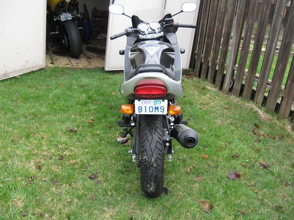 2006 SUZUKI GS 500 FOR SALE - TurboBuicks com